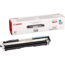Заправка картриджа Canon 729C (4369B002) в Алматы, для принтеров Canon i-SENSYS LBP 7010C / 7018C
