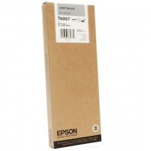 Картридж струйный оригинальный Epson T6067 / C13T606700